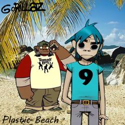 Gorillaz++Plastic+Beach